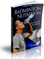 Badminton Nutrition